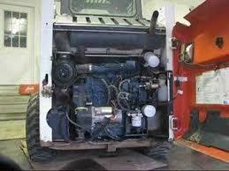 01 bobcat 753 starting up, 2500 hrs no rebuild youtube bobcat s300 fuse panel location at Bobcat 763 Fuse Box