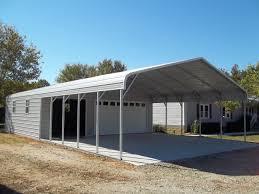 sheet metal barn