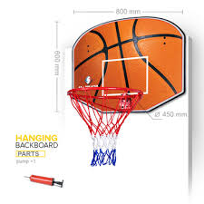Wooden Basketball Game Standard Size Wooden Basketball Backboard Basketball Game For 97