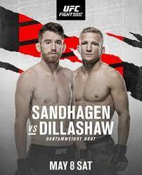 UFC Fight Night 2021