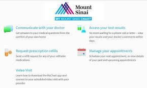Mychart Mountsinai Org My Chart Mt Sinai Login Mychart Mountsinai Org Cardguy Org