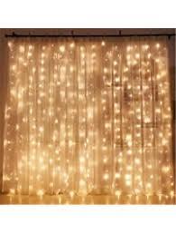 string lighting for bedrooms. Twinkle Star 300 LED Window Curtain String. String Lighting For Bedrooms 2