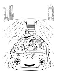 Small Picture Team umizoomi coloring pages milli bot geo ColoringStar