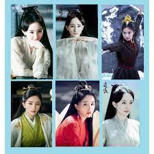Poster ảnh 6 tấm Dương mịch Cổ trang