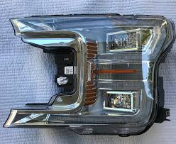 2018 F150 Led Lights New Take Off 2018 F150 Oem Led Headlights With Ballasts Off