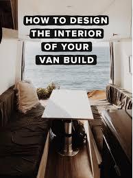 Van Interior Design Simple Ideas