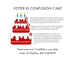 · Impact Voteriders Get Id Voter Of Real Underestimated Laws The 68wRqv
