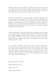 How Do You Make A Cover Letter For Resume Letter Idea 2018