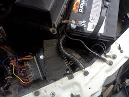 timthetech 1994 ford taurus wagon 3 8, cooling fan and fuel pump cooling fan circuit diagram at 1992 Mercury Sable Cooling Fan Wiring