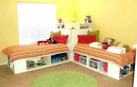 corner group beds space saving twin bed corner unit guide and tutorial view in gallery space corner group beds
