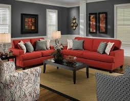 Decorating with red furniture Interior Design Use Dark Colors On The Walls Look Good With The Cherry Red Furniture And Blackgray Accessories To Know More About Decorating Red Living Room Furniture You Quora What Are Some Red Living Room Furniture Decorating Ideas Quora