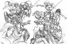 21 Best Avengers Disegni Da Colorare Images The Avengers