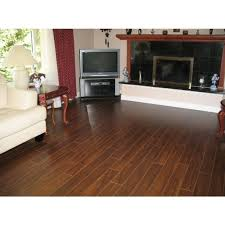 lamton laminate flooring narrow board collection caribbean walnut 10074937 room view 4