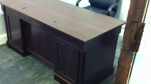 sauder executive office desk assembly service in dc md va by furniture assembly experts llc you