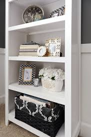 Wall Shelving Ideas For Living Room best 25 decorating a bookcase ideas bookshelf 6797 by uwakikaiketsu.us