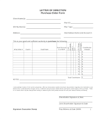 Purchase Order Requisition Form Template Kazakia Info