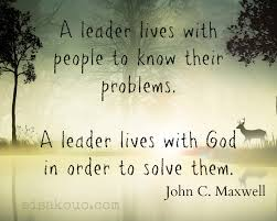 Christian Servanthood Quotes Best of John Maxwell Quote On Leadership Eisakouo
