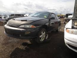 Junkyard Find: 1998 Chevrolet Cavalier Z24 - The Truth About Cars