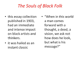 american studies camelia elias ppt 10 the souls of black folk this essay
