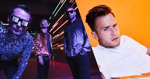 Olly Murs Vs Muse For This Weeks Number 1 Album