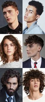 Dealing With Mens Thick Wavy Unruly Hair Fashionbeans