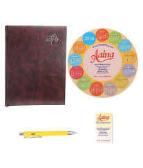 Aaina Black Dairy With Mouse Pad Pen And Paper Tag Buy