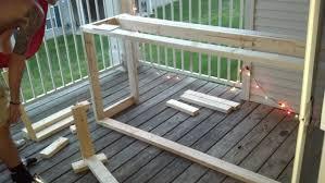 outdoor bar build realm excursion