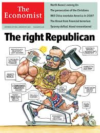economist cover the economist cover the right republican with palins cojones