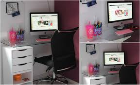 home office desk decorating ideas office furniture. Plain Decorating Home Office Tour YouTube And Desk Decorating Ideas Furniture