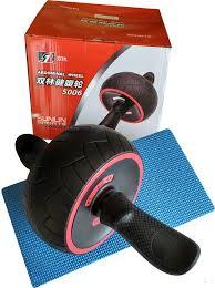 C28933 <b>Ролик для пресса</b> широкий 19см Ab-Carver / <b>Iron</b> Gym ...