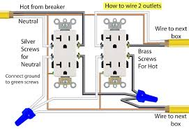 wiring diagram for 110v outlet wiring image wiring wiring 240v outlet in series all wiring diagrams baudetails info on wiring diagram for 110v outlet