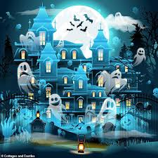 Hidden object games are a great opportunity to try your skills for concentration and focus. Can You Spot The Evil Ghost Among The Ghouls Big World Tale