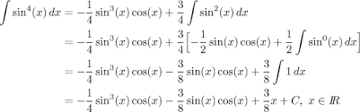 Math Tutor Integral Methods Survey Integration Methods