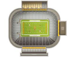 Arizona State Football At Sun Devil Stadium Tickets