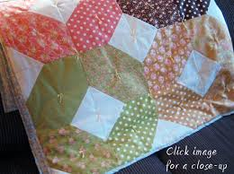 How to quilt a quilt—6 quick ideas - Stitch This! The Martingale Blog & How to tie a quilt tutorial Adamdwight.com