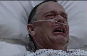 Does dennis die as ian's revenge twist goes wrong? Eastenders Shock As Dennis Mitchell Dies And Ian Beale Killed Him