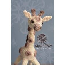 Crochet Giraffe Pattern Cool Crochet Giraffe Pattern Amigurumi Giraffe Pattern Giraffe Etsy