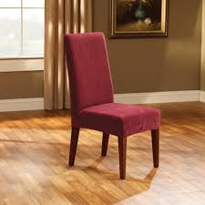 Amazon Com Sure Fit Stretch Pique Shorty Dining Room Chair