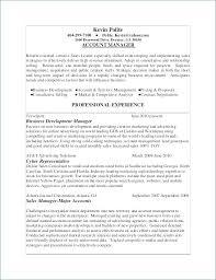 Public Relation Director Resume Account Manager Resume Lovely Account Manager Resume Template