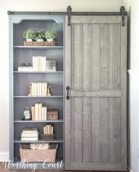 bookcase ideas she will share with you how she did the entire thing is for barn bookcase ideas