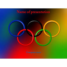 Olympic Powerpoint Templates Magdalene Project Org