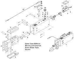 Trailer surge brake diagram pictures to pin on pinterest