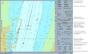 Navigator Instrument Side Panel Display Electronic Marine