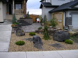 Fascinating Rocks For Front Yard In Simple Design Decor With Awesome About  Remodel Home Ideas Landscape