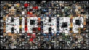 Hip Hop Charts Hd Wallpaper Hip Hop Movies Charts Typography 2560x1440