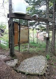 diy outdoor shower plans basic outdoor shower ideas outdoor shower enclosure ideas diy