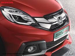 new car launches honda mobilio2016 Honda Mobilio Launched In Indonesia Interior Gets Major