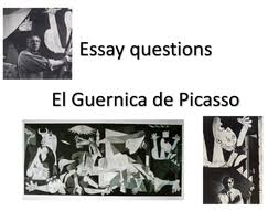 a spanish cultural topic picasso y el guernica by miriam  essay questions