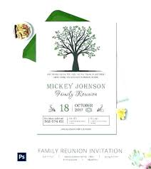 Family Reunion Flyers Templates Family Reunion Web Templates Inspirational Free Unlimited