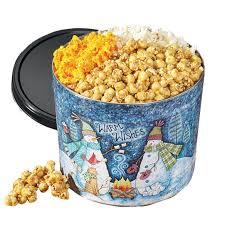 popcorn trio tin